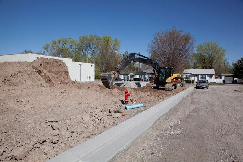 Salt Lake Excavating Elevating Excavating